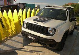 Jeep lança série especial inspirada em campeonato de surfe para o Renegade
