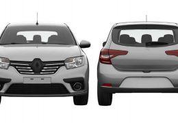 Renault divulga primeiras imagens oficiais do Sandero 2020