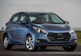 Hyundai HB20 fica mais barato antes do lançamento da nova geração