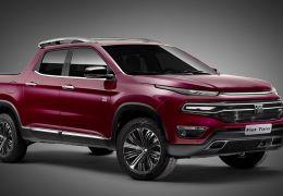 Fiat anuncia Toro 2020 com novas versões