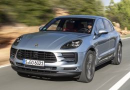 Novo Porsche Macan chega ao Brasil custando R$ 329 mil