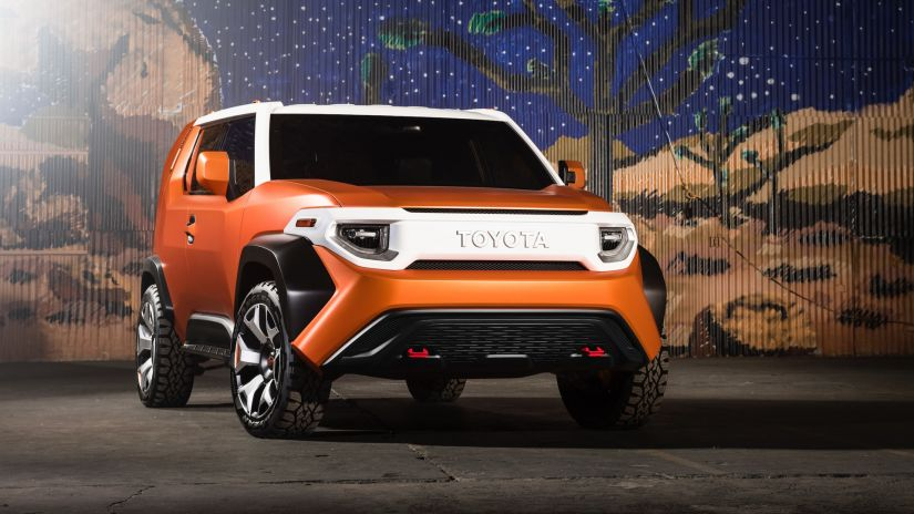 Toyota anuncia novo modelo de SUV para 2021