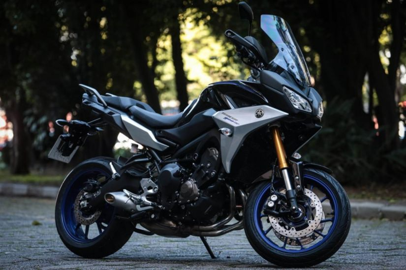 Yamaha lança Tracer 900 GT 2020 nas concessionárias brasileiras