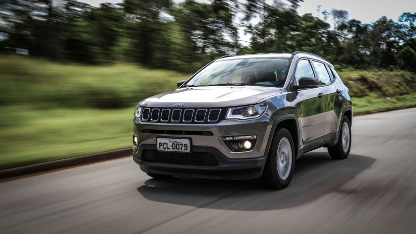 Fiat-Chrysler anuncia novo Compass 2020 com mais equipamentos