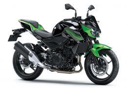 Kawasaki Z400 começa a ser vendida no Brasil em agosto