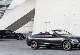 Mercedes lança Classe C cupê e conversível renovados no Brasil