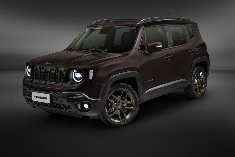 Jeep Renegade 2020 chega sem câmbio manual e custando a partir de R$ 89.990