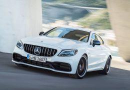 Mercedes-AMG confirma tração 4WD e modo drift para nova geração do C63