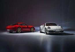 Porsche confirma novo 911 Carrera com motor de 385 cv