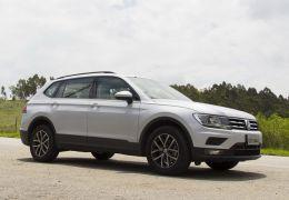 Volkswagen deve apresentar nova geração do Tiguan para o ano de 2022