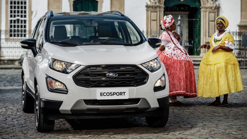 Ford anuncia redução de preços para EcoSport
