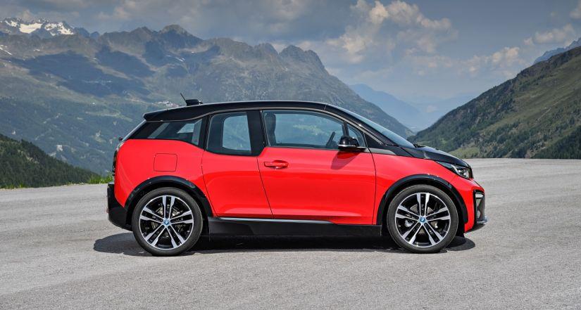 BMW lança versão elétrica do i3 no Brasil