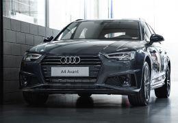Audi lança pacote S-Line de série para A4 Avant e A5 Sportback