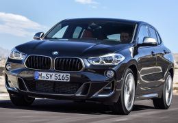 BMW anuncia pré-venda do novo X2 M35i