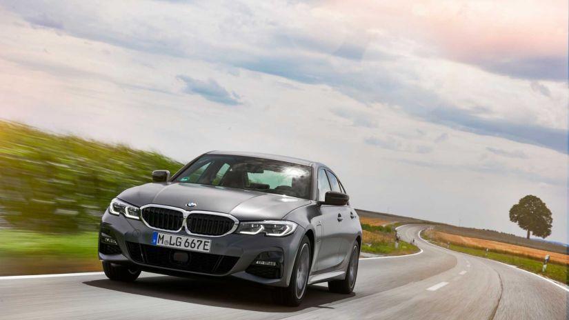BMW confirma versão híbrida do para o Série 3 2020