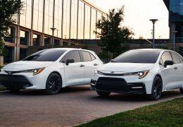 Toyota lança pacote Nightshade Edition para Corolla 2020 nos EUA