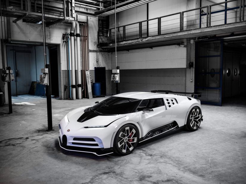 Bugatti anuncia hipercarro de R$ 35.5 milhões