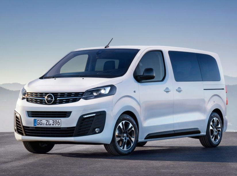 Opel Zafira Life pode ser lançado no Brasil