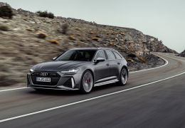 Audi lança nova RS 6 com 600 cavalos de potência