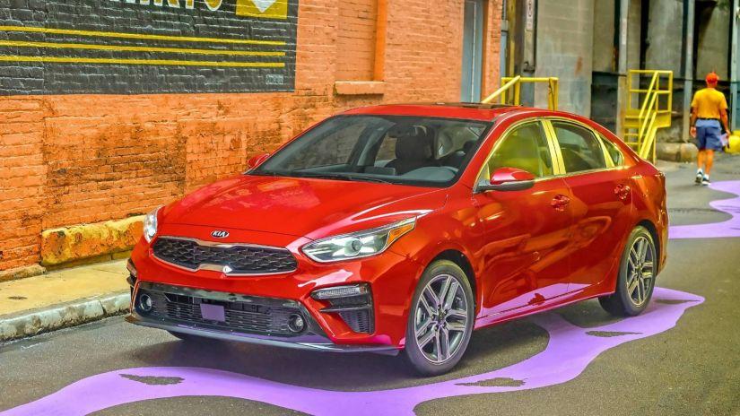 Kia confirma novo Cerato para outubro no mercado brasileiro