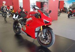 Ducati lança nova V4 S no Brasil por R$ 109,9 mil