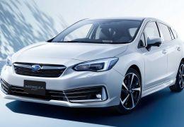 Subaru Impreza 2020 chega no Japão sem versão WRX