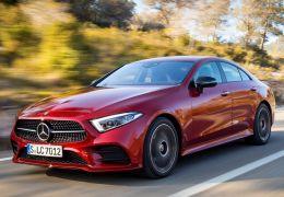 Mercedes-Benz lança versões de entrada do CLS partindo de R$ 466.900