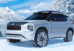 Mitsubishi anuncia nova versão híbrida para L200