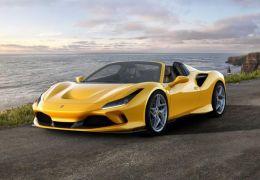 Ferrari lança versões conversíveis de F8 Tributo e 812 Superfast