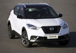 Nissan anuncia serie limitada do Kicks por R$ 81.840