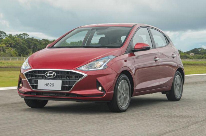 Hyundai lança novo HB20 com preços partindo de R$ 46.490