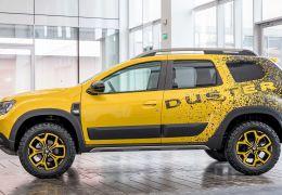 Novo Duster ganha carro conceito off-road