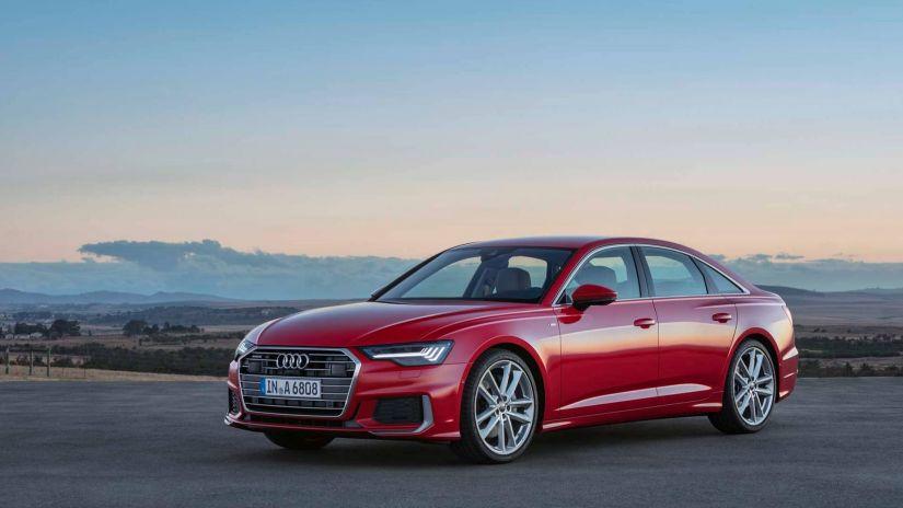 Audi anuncia novos A6 e A7 Sportback para o Brasil