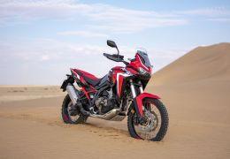 Honda apresenta nova geração do Africa Twin com motor de 1100