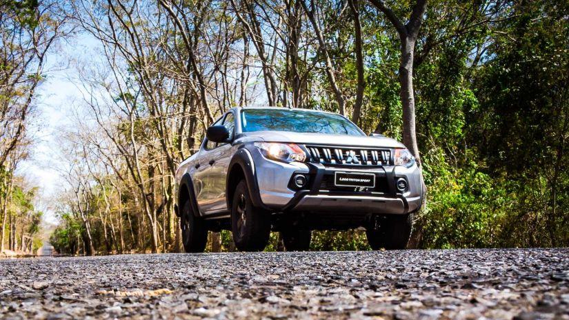Mitsubishi L200 Triton Sport terá versão Outdoor