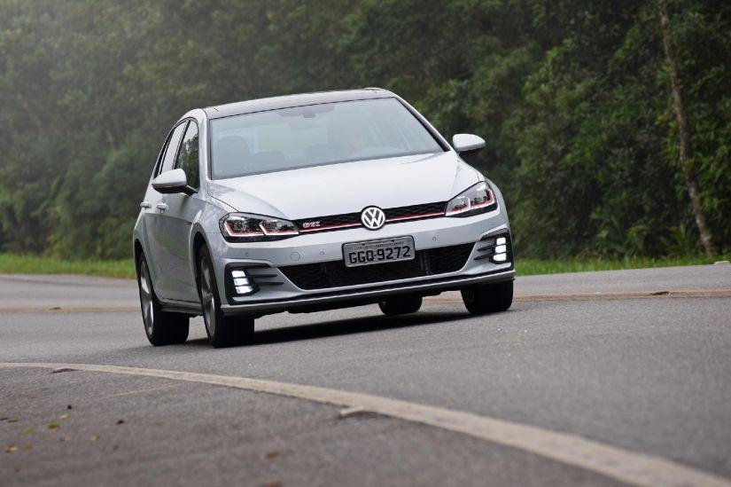 Volkswagen confirma fim da produção do Golf GTI no Brasil