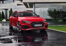 Audi apresenta reestilização do RS4 Avant