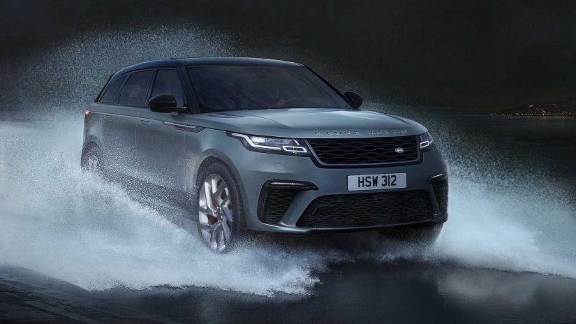 Range Rover Velar SVAutobiography será vendido por R$ 565.000