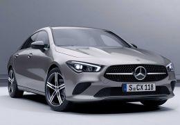 Mercedes-Benz CLA chega ao Brasil em nova versão por R$ 219.900