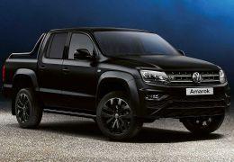VW Amarok ganha séries especiais Black Edition e Aventura Edition