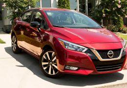 Nissan confirma novo Versa para metade de 2020