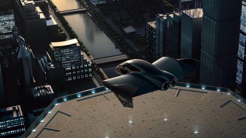 Porsche e Boeing vão desenvolver novo carro voador de luxo