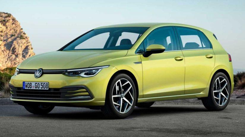 Nova geração do Volkswagen Golf é revelado na Alemanha