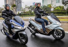 Honda começa a vender PCX 150 2020 nas concessionárias