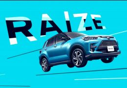 Vazam as fotos do novo mini RAV4 nacional da Toyota