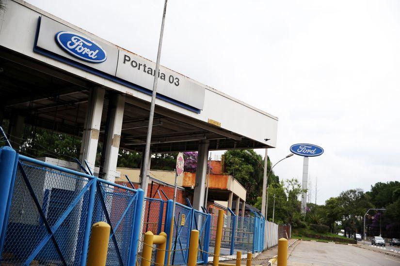 Ford confirma encerramento da produção na fábrica de São Bernardo do Campo