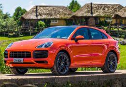 Porsche Cayenne Coupé é lançado no Brasil por R$ 459 mil