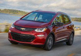 Chevrolet lança oficialmente Bolt no Brasil