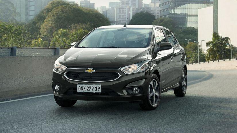 Confira os 10 carros mais vendidos no Brasil em outubro de 2019