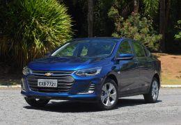 Chevrolet suspende entregas do Onix Plus por risco de incêndio
